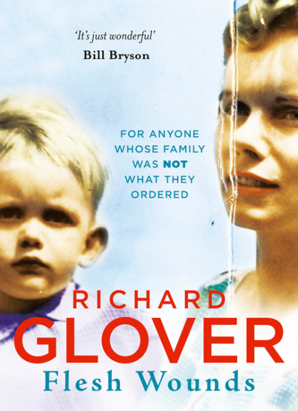 Book Review: Flesh Wounds by Richard Glover